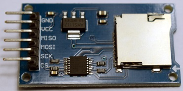 arduino sd card board